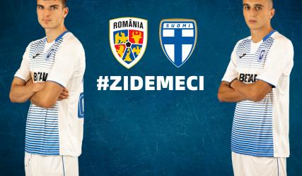 Mult succes Naționalei noastre U-21 în duelul cu Finlanda!