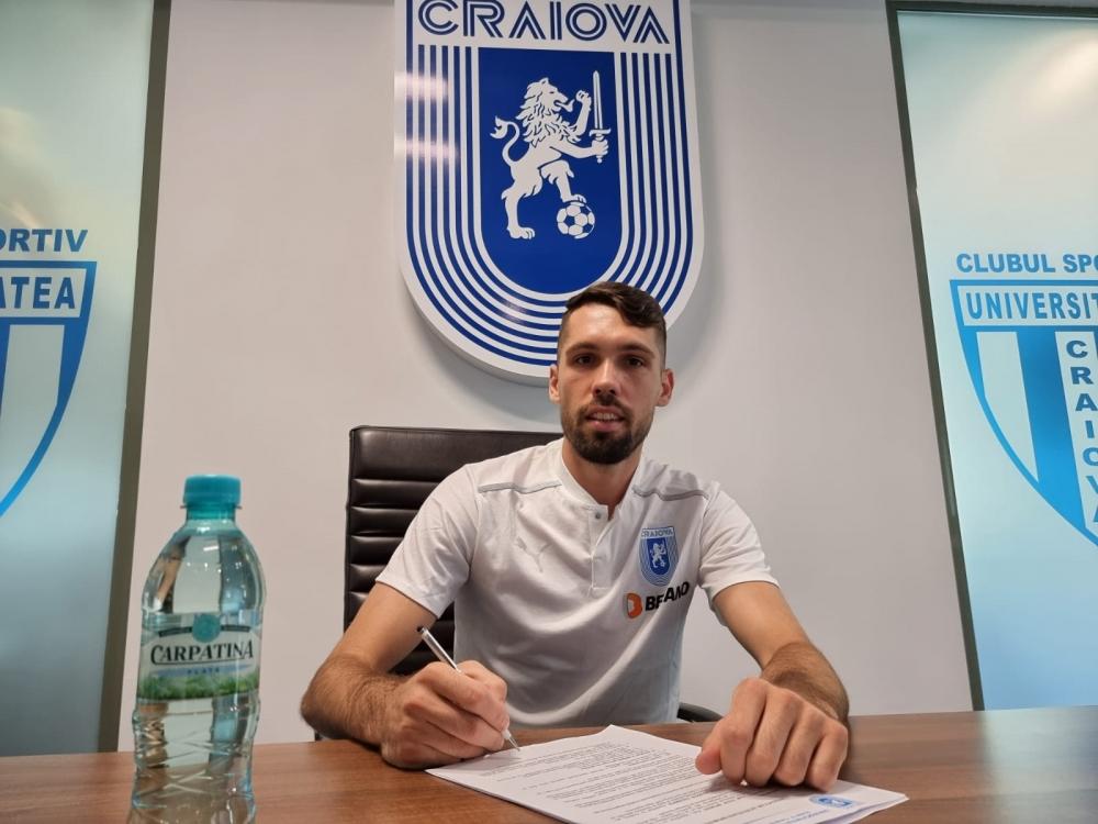 OFICIAL   Valerică Găman a semnat cu Știința!