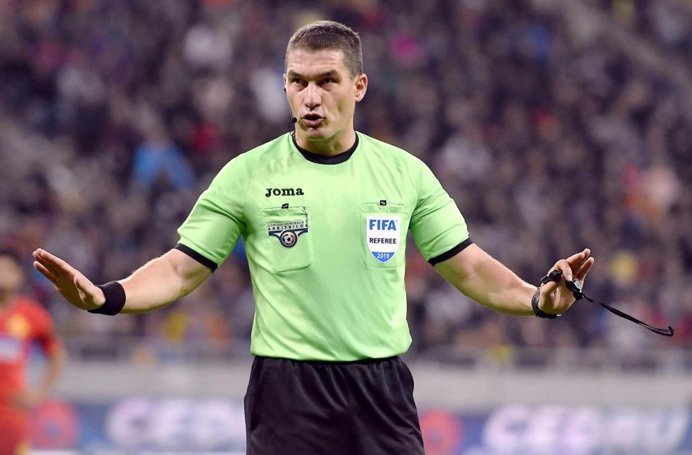 István Kovács împarte dreptatea mâine seară