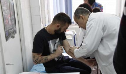 Alb-albaștrii au trecut vizita medicală