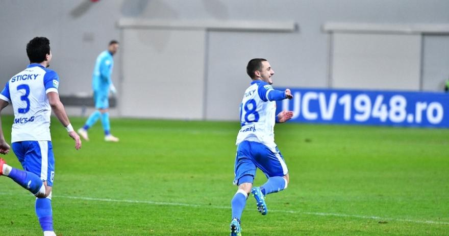 Reacțiile alb-albaștrilor la golul fantastic izbutit de Mitriță cu CFR Cluj