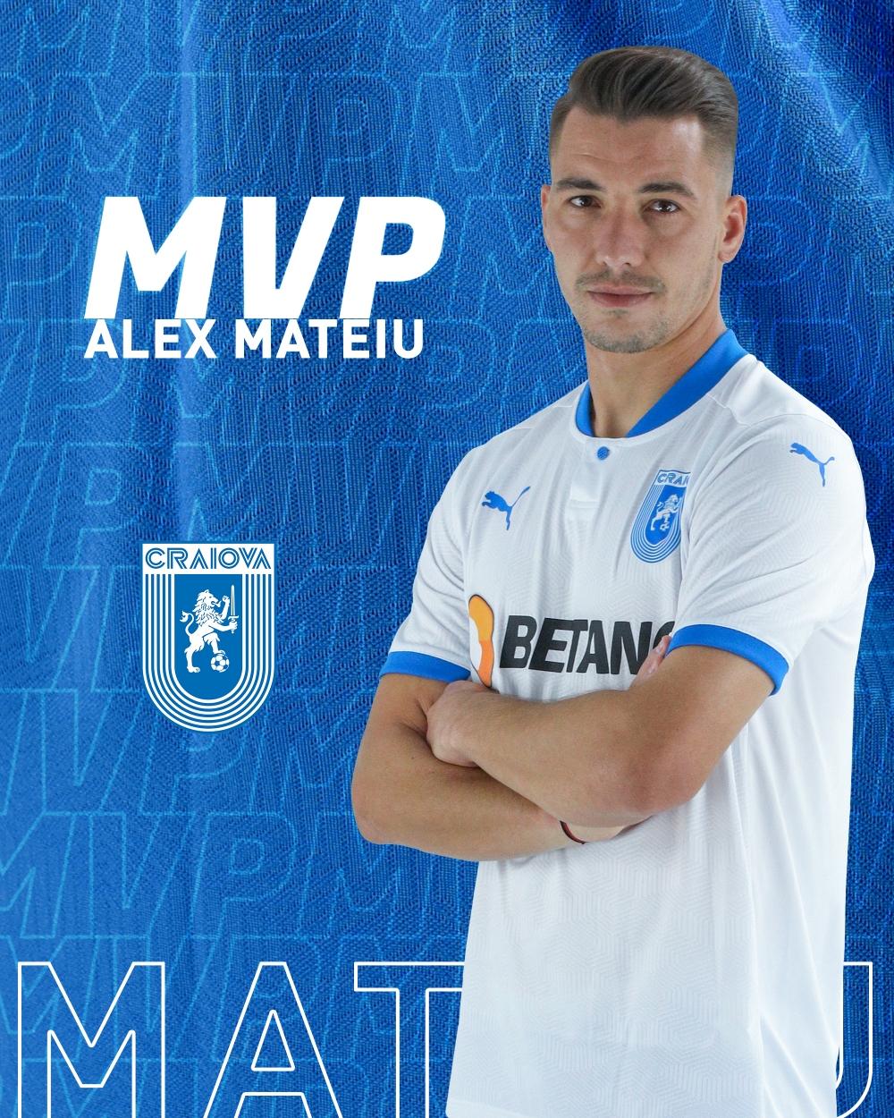 Mateiu - MVP
