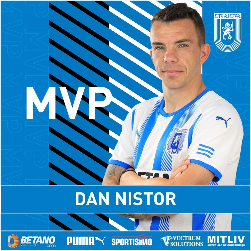 Dan Nistor - MVP