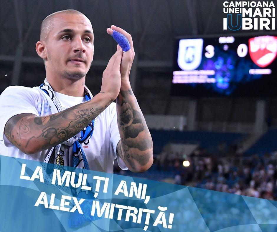 La mulți ani, Alex Mitriță! #24