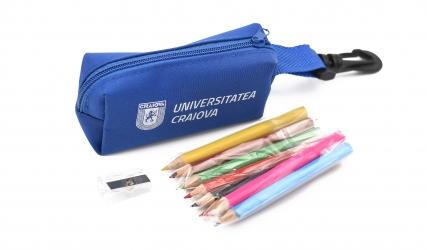 Începe noul an școlar cu rechizitele în alb-albastru!