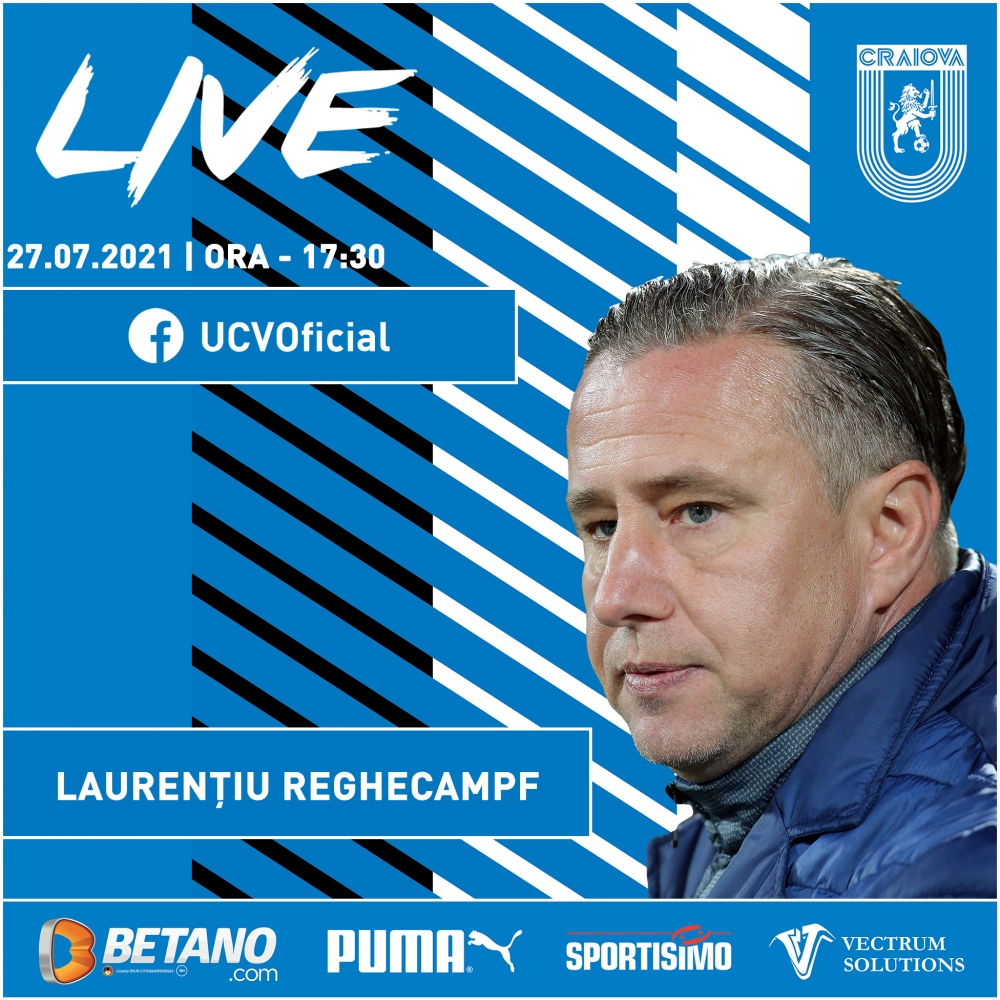 Mâine va fi prezentat oficial Laurențiu Reghecampf