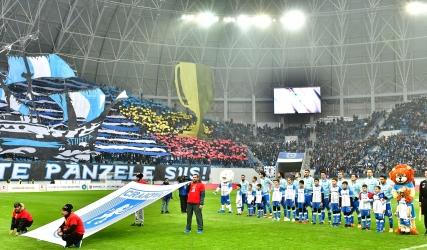 #PlayerEscort la meciul cu CFR Cluj