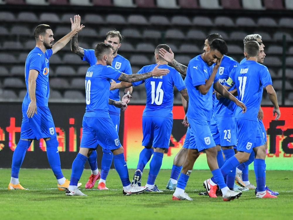 Rezumatul video al meciului cu FC Argeș