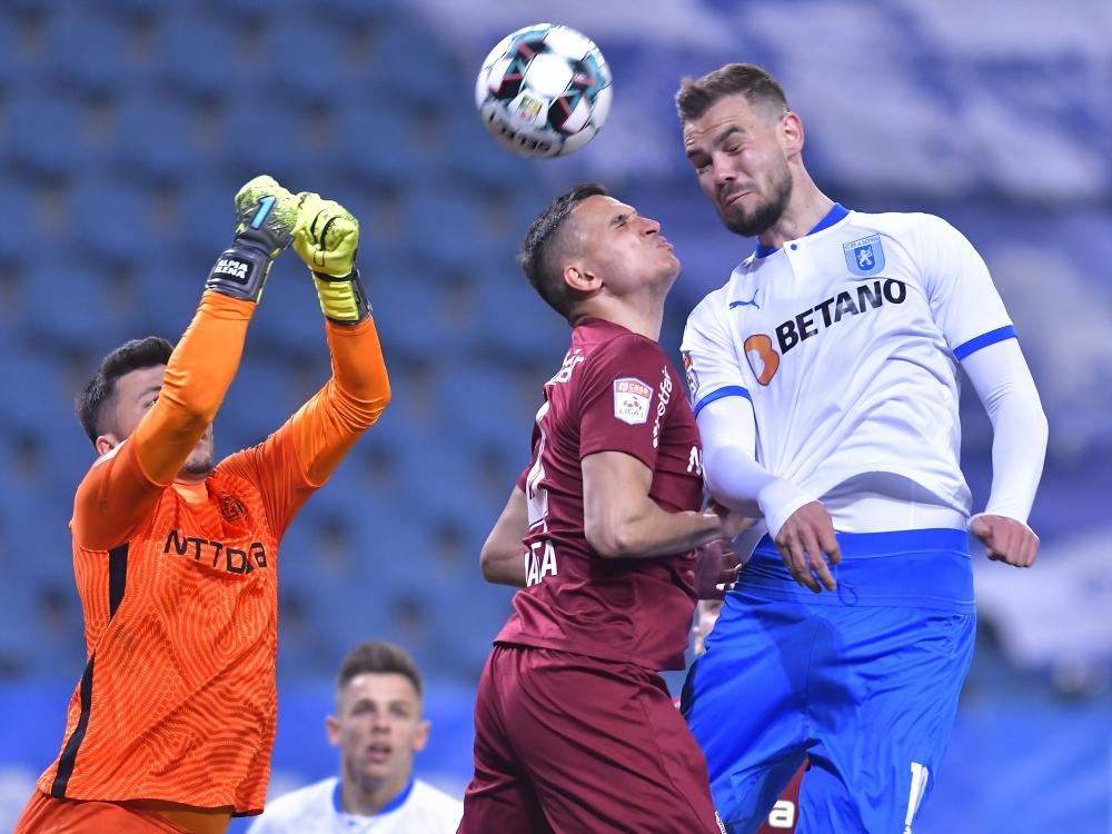 Remiză cu CFR Cluj