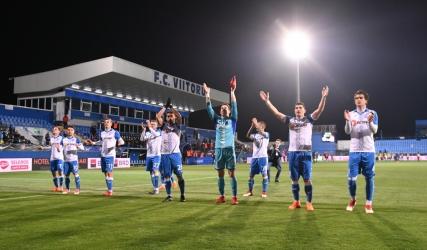 Săptămână de pauză în campionat, alb-albaștrii continuă antrenamentele