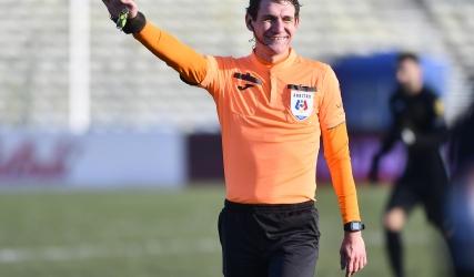 Horia Mladinovici împarte dreptatea în Cupă