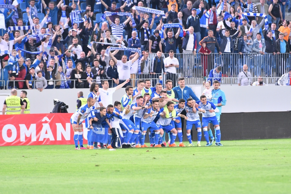 Start la #BILETE pentru meciul cu FC Viitorul