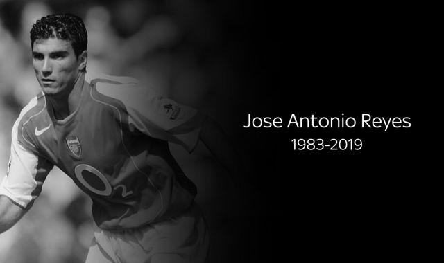Odihnește-te în pace, José Antonio Reyes!