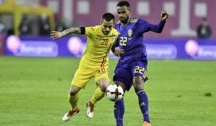 La Craiova s-a obținut ultima victorie contra Suediei