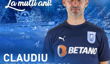 La mulți ani, Claudiu Stamatescu! #51