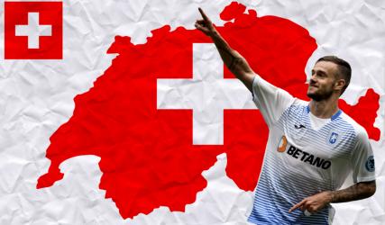 Ivan Martic sărbătorește Ziua Națională a Elveției
