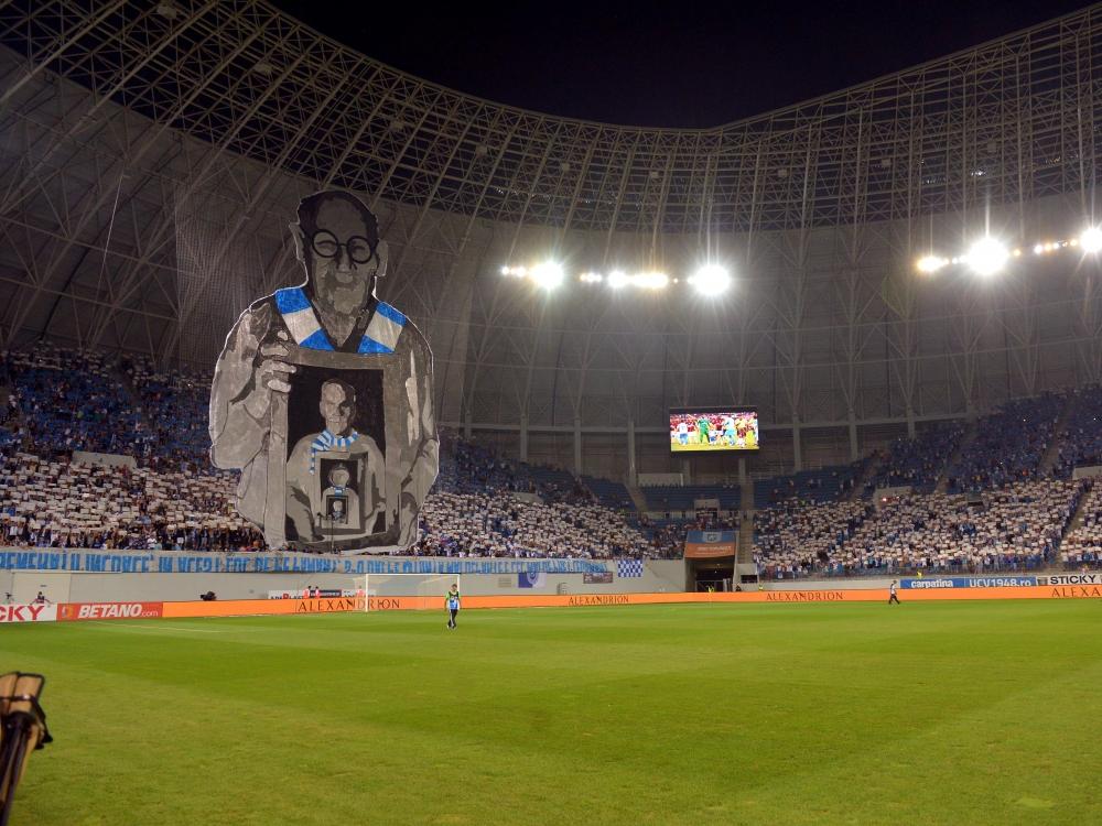 """Stadionul """"Ion Oblemenco"""" - casa Științei pentru totdeauna!"""