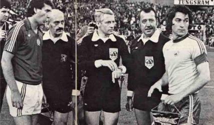 40 de ani de la meciul tricolorilor cu Ungaria
