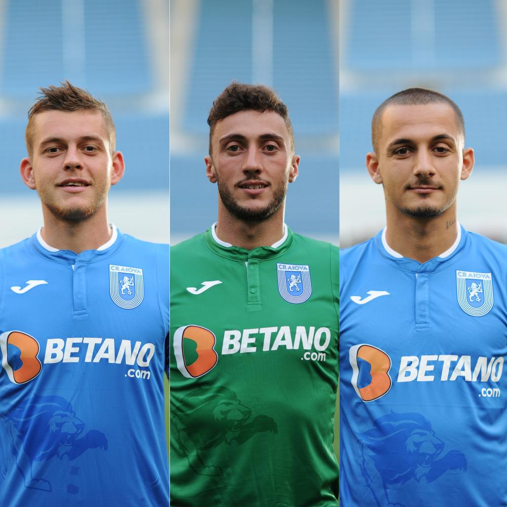 Pigliacelli, Cicâldău și Mitriță, în echipa sezonului regulat