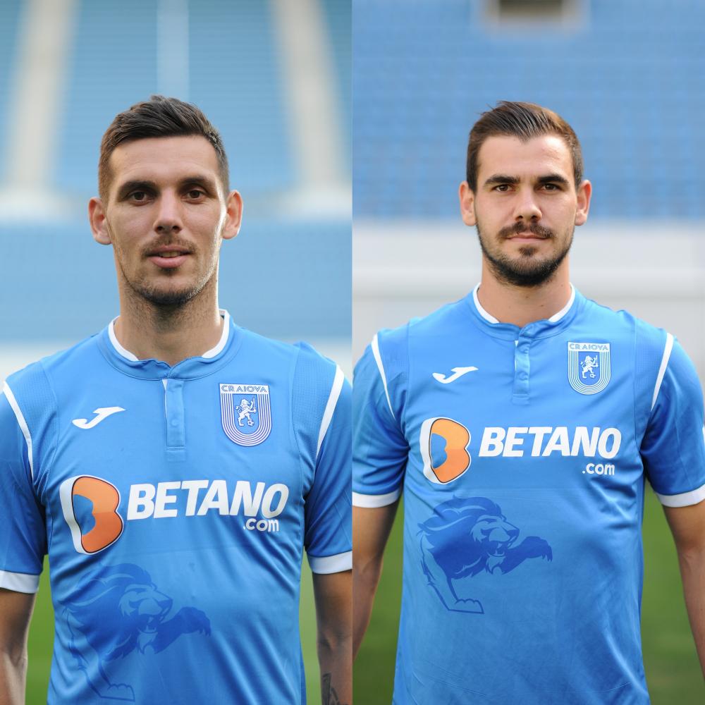 Kelic și Koljic, incluși în echipa etapei