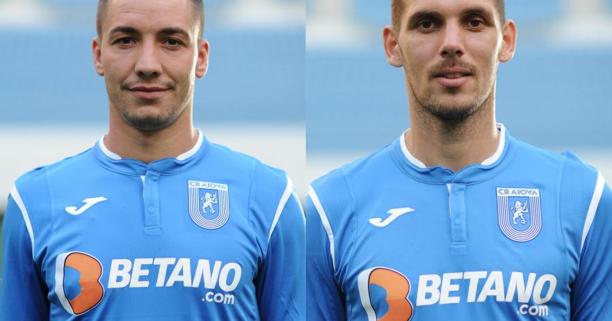 Mateiu și Kelic, în cea mai bună echipă a etapei a 2-a din Play-Off/Play-Out