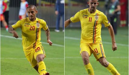 Serbia - România 2 - 2, cu Bancu și Mitriță în teren
