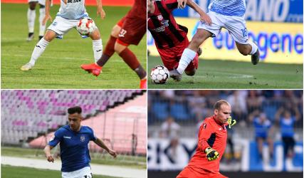 Gustavo, Markovic, Mărieș și Rusu: alb-albaștri sub comanda lui Ouzounidis