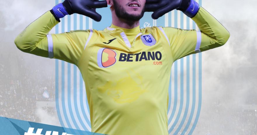 Piglia, singurul integralist din Liga 1 Betano în acest sezon