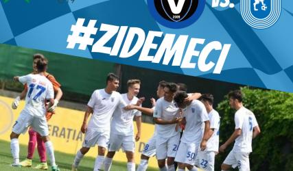 #LIVE: FC Viitorul U-19 - Universitatea Craiova U-19