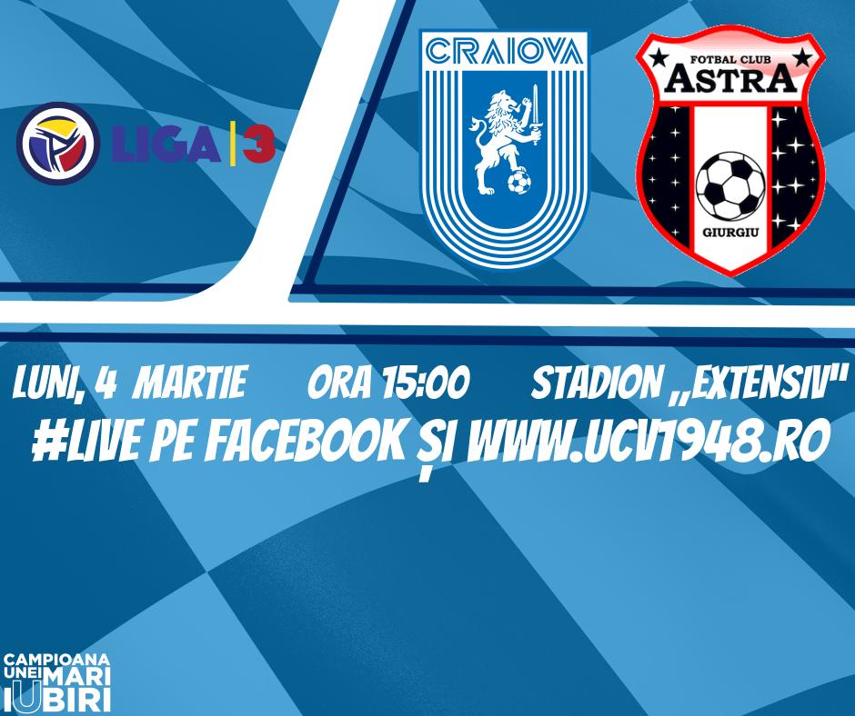 Știința 2 - Astra 2 se vede #LIVE pe Facebook și pe website