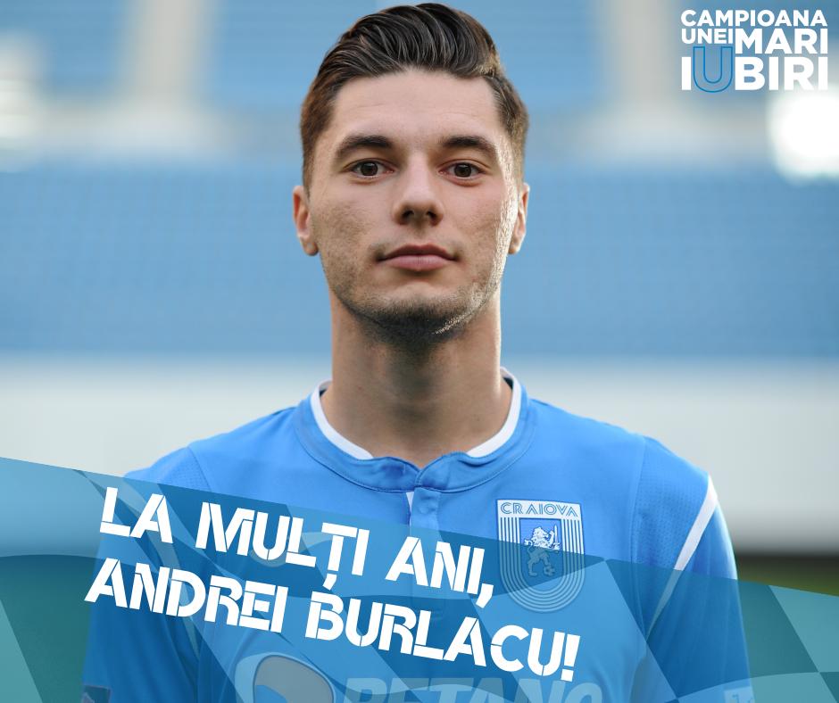 La mulți ani, Andrei Burlacu! #22
