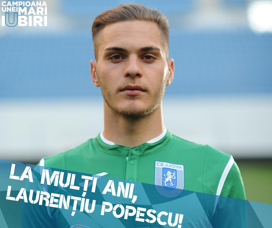 La mulți ani, Laurențiu Popescu! #22