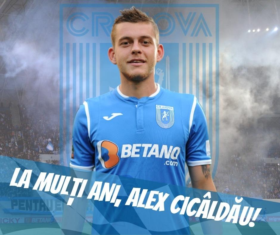 La mulți ani, Alex Cicâldău! #22