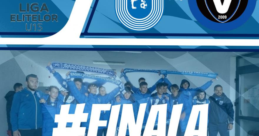 Luptăm cu Viitorul pentru trofeul Under-15