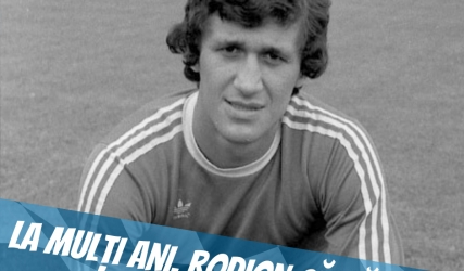 La mulți ani, Rodion Cămătaru! #61