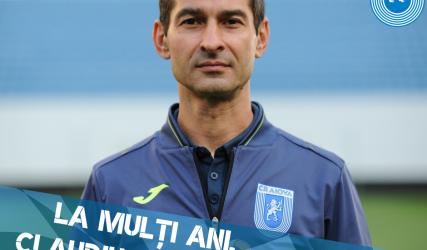 La mulți ani, Claudiu Stamatescu! #49