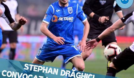 Drăghici merge la Naționala Under-21