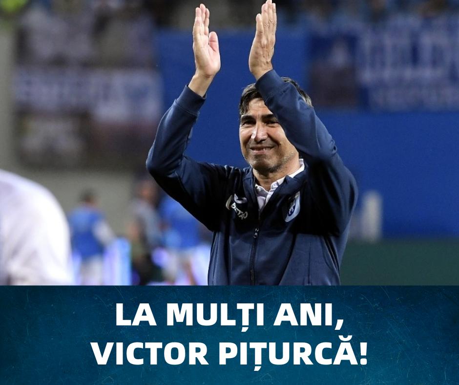 La mulți ani, Victor Pițurcă! #64