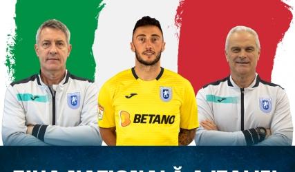 Ziua Națională a Italiei în familia alb-albastră
