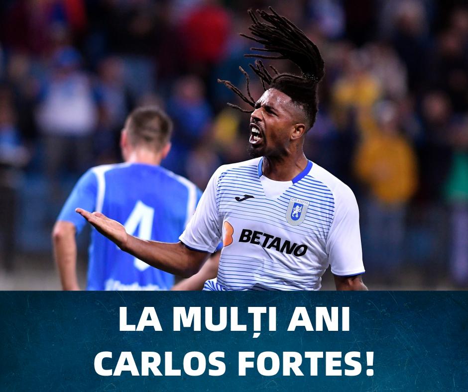 La mulți ani, Carlos Fortes! #25