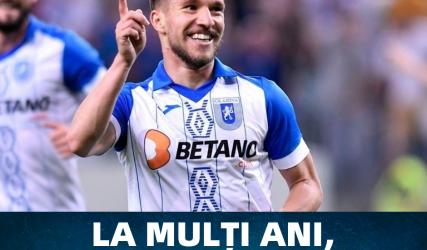 La mulți ani, Alex Băluță! #26