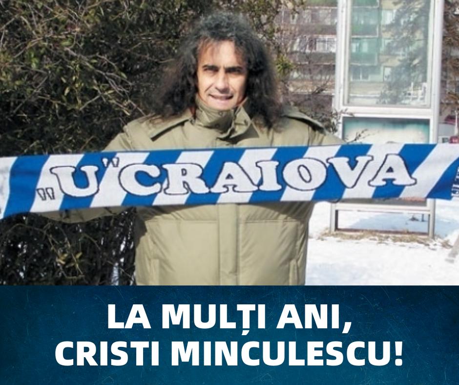 La mulți ani, Cristi Minculescu! #61