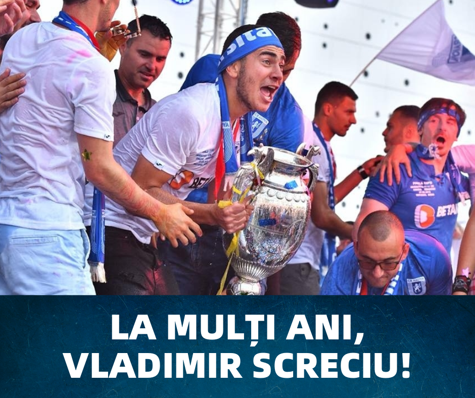 La mulți ani, Vladimir Screciu! #20
