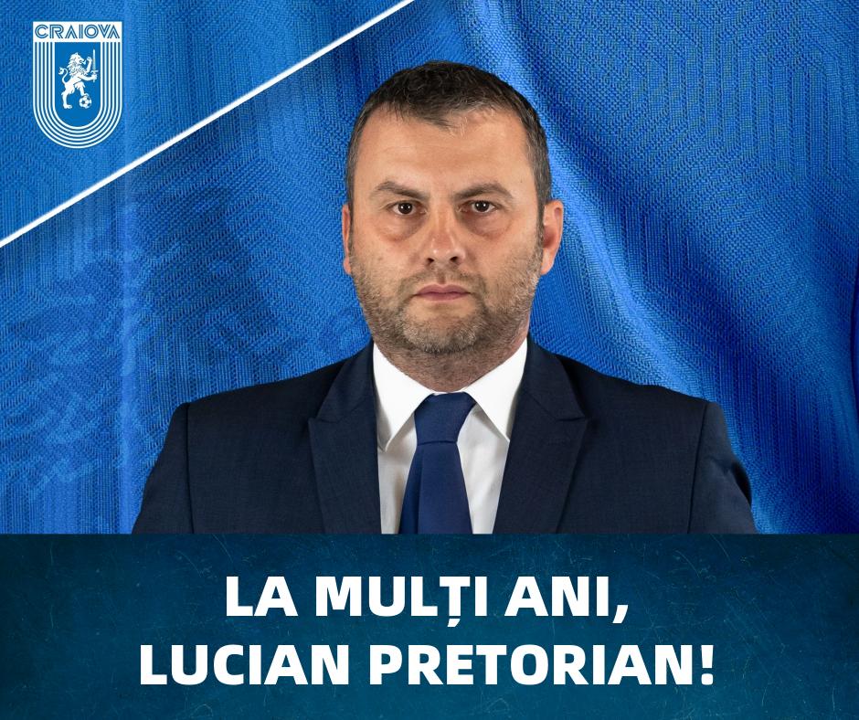La mulți ani, Lucian Pretorian! #38