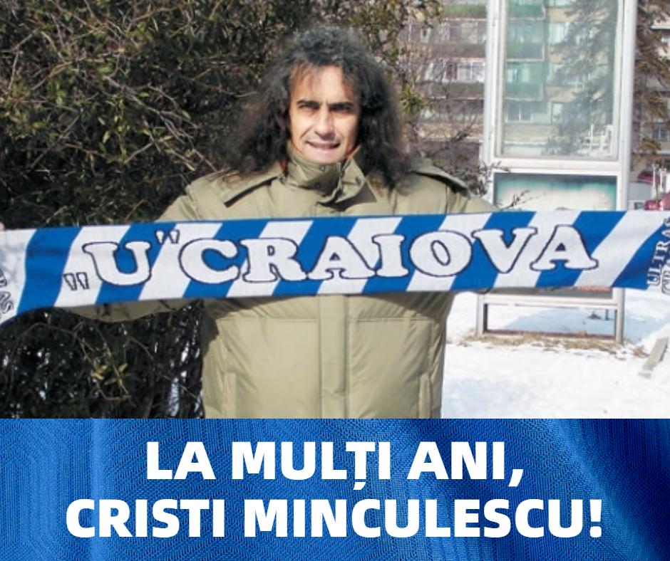 La mulți ani, Cristi Minculescu! #62