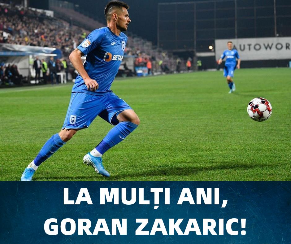 La mulți ani, Goran Zakarić! #27