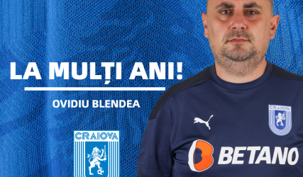 La mulți ani, Ovidiu Blendea! #41