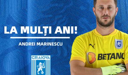 La mulți ani, Andrei Marinescu! #36