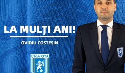 La mulți ani, Ovidiu Costeșin! #41