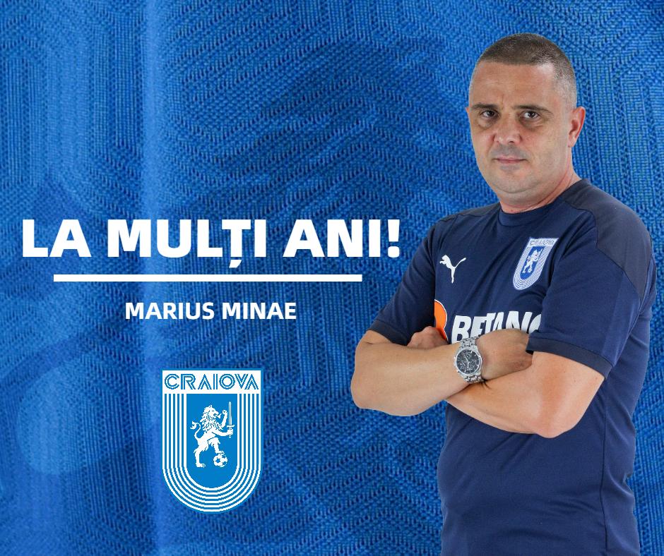 La mulți ani, Marius Minae! #45